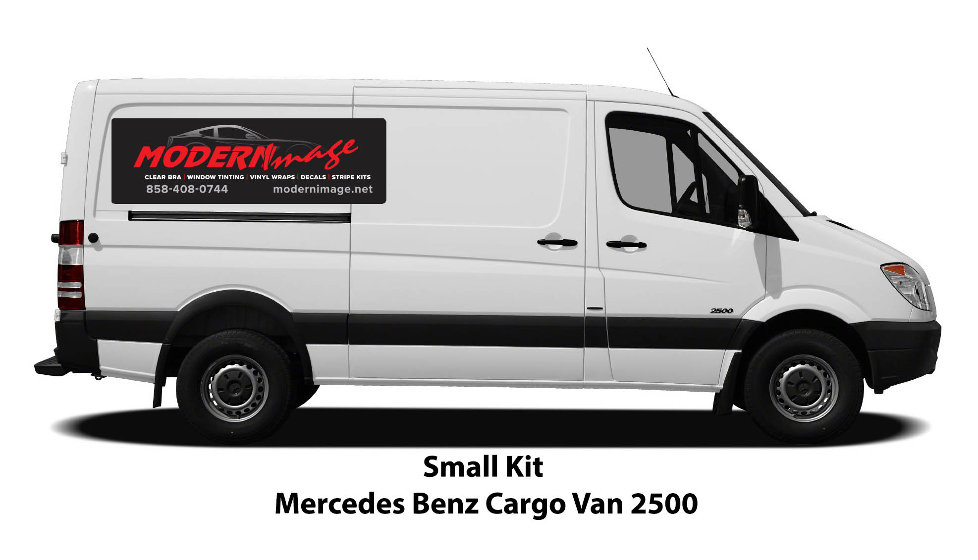 modern image small kit mercedes benz cargo van 2500 modern image. Black Bedroom Furniture Sets. Home Design Ideas