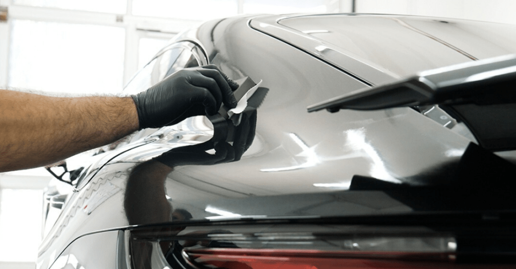 5 Simple Methods of Car Exterior Protection